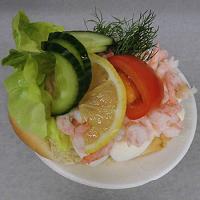 Räksmörgås